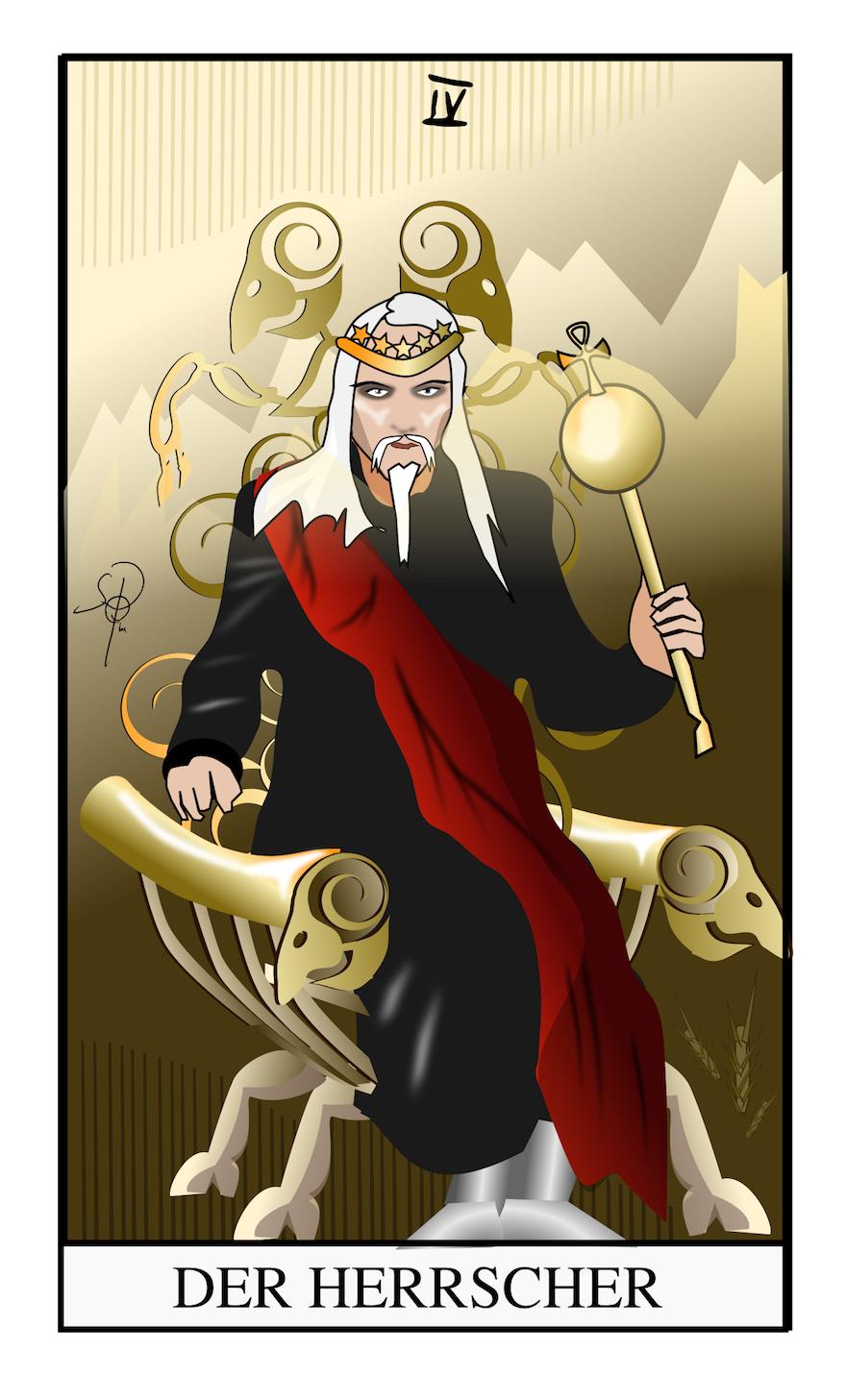 Tarot Herrscher