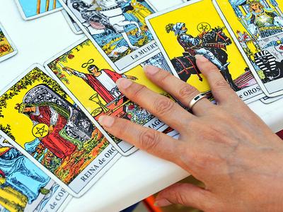 Verschiebeseite Tarot