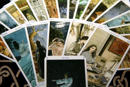 Tarotkarten (Hexentarot)