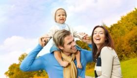 Kartenlegen Familie