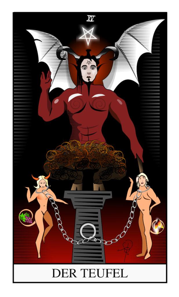 Der Teufel Bilder Des Bösen