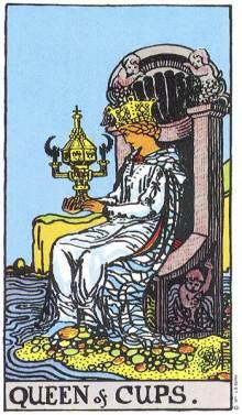 Königin der Kelche