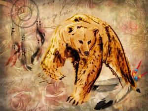 Indianer Sternzeichen Bär