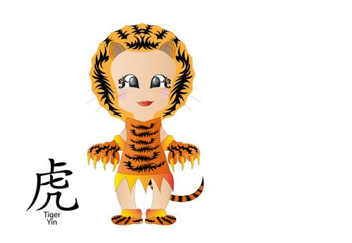 Sternzeichen Tiger
