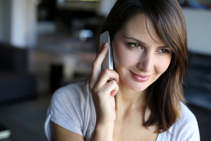 Astrologen telefonieren