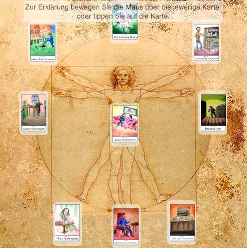 Kipperkarten Leonardo