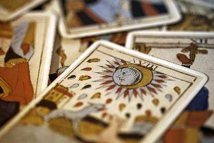 Hellsehen mit Tarotkarten