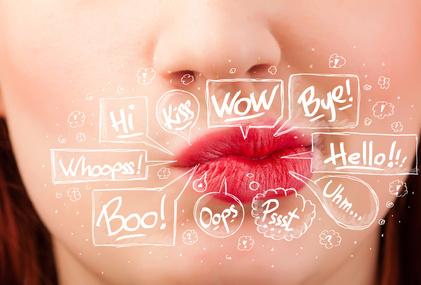 Magie der Sprache
