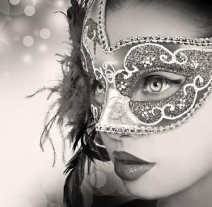Mystische Frau