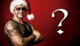 Weihnachts Macho