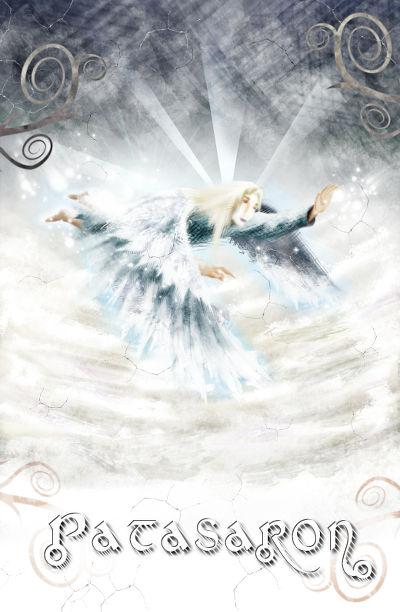 Engelkarte Patasaron