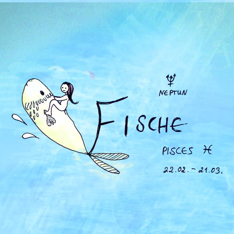Fische Kind