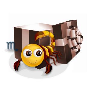 Geschenke für Skorpione