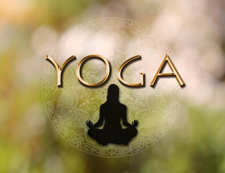 Yoga und Mantras