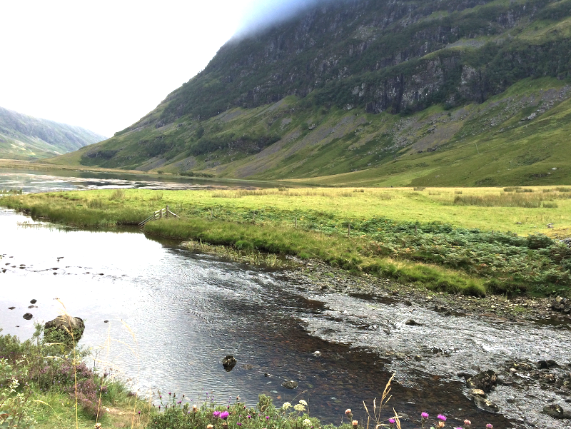 Gibt es in den schottischen Highlands unbekannte Tierarten und Wesen?