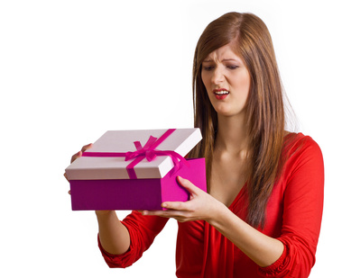 Schlechte Weihnachtsgeschenke
