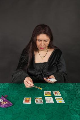Gute Kartenlegerin 0900