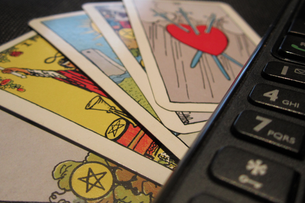 Tarot am Telefon