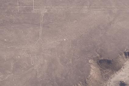 Nazca Ebene