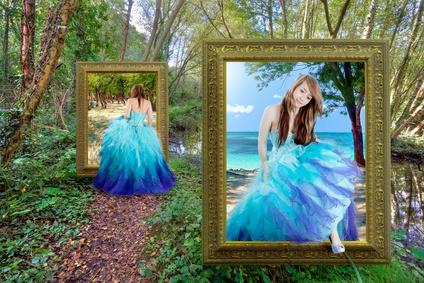 Magische Spiegel