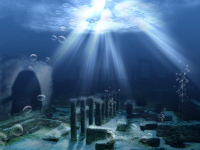 Der Mythos von Atlantis