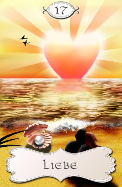 Seherkarte Liebe