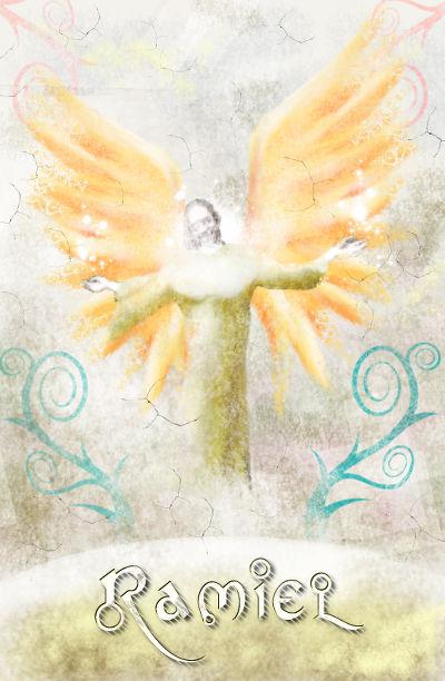 Engelkarte Ramiel