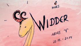 Widder Kind Sternzeichen