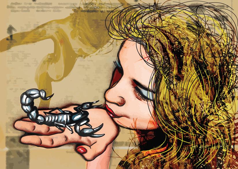 Skorpion Frau Geschenke