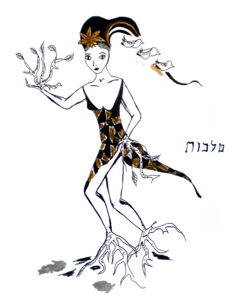 Sephiroth Malkuth