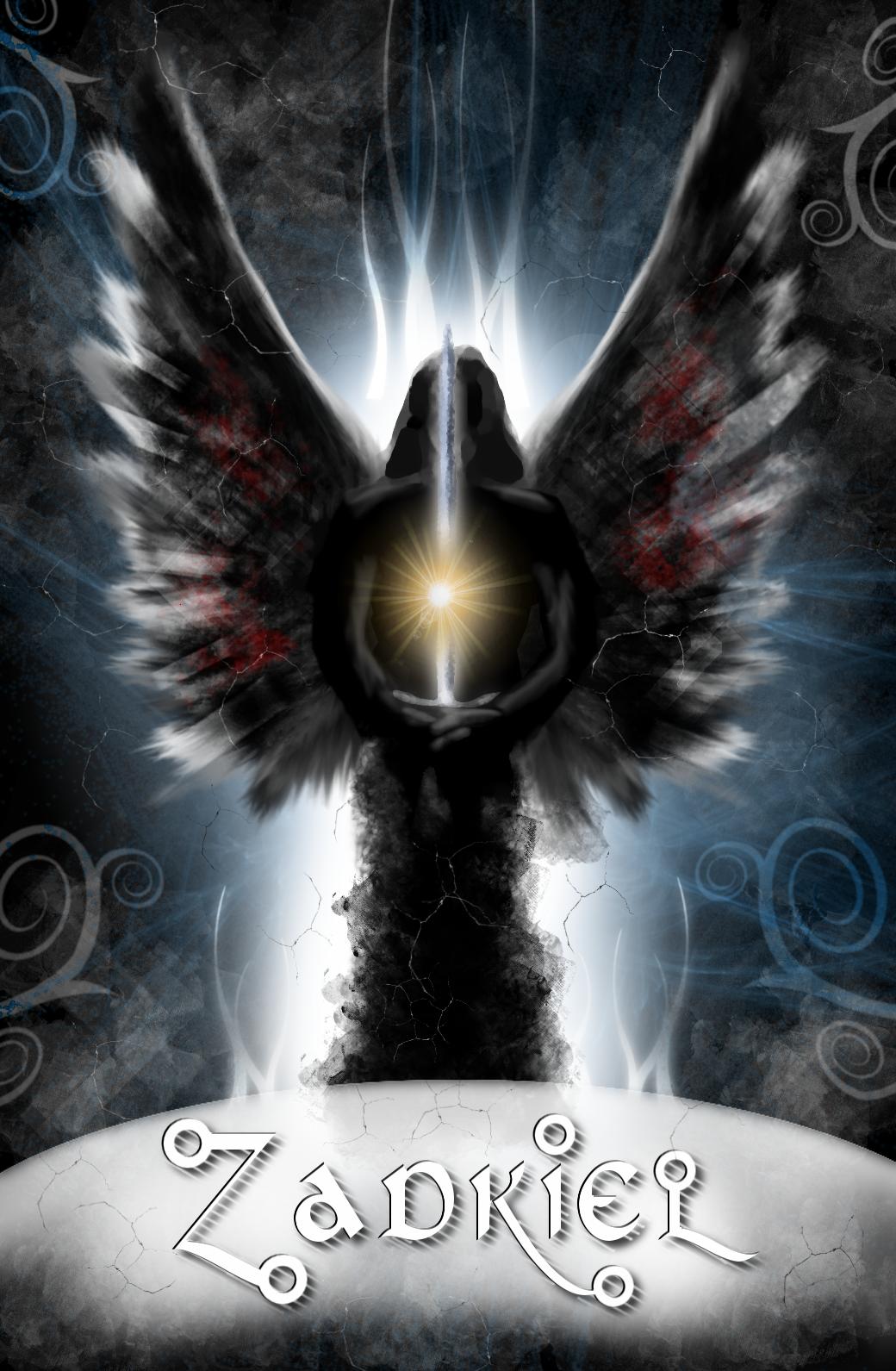 Engelkarte Zadkiel