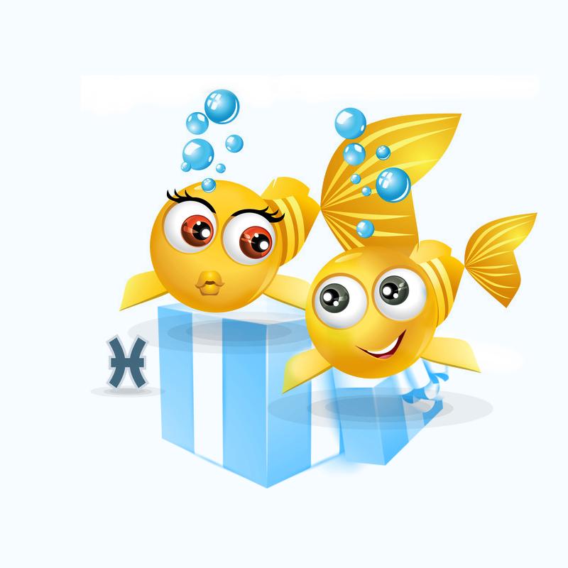 Geschenke für Fische