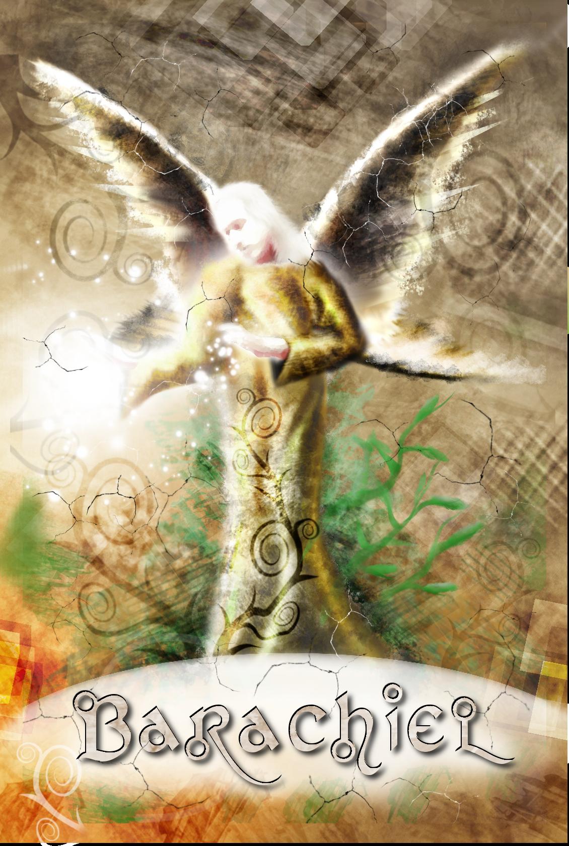 Engelkarte Barachiel